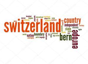 page marketing plan depositphotos stock photo switzerland word cloud