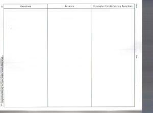 colum chart column chart for questioning