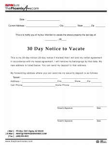 day eviction notice template day eviction notice template