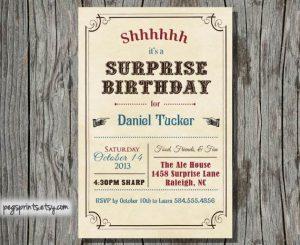 th birthday invitations for him birthday invitations
