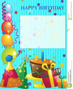 th bday party invitations happy birthday background invitation design