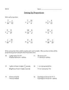 th grade algebra problems original