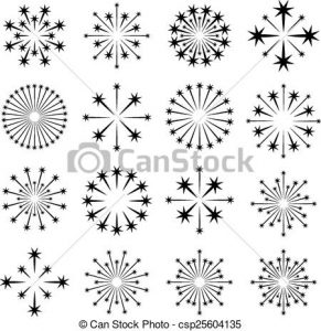 abstract artwork black and white can stock photo csp