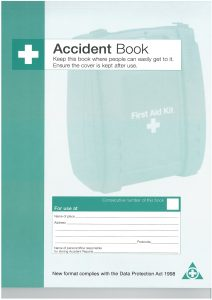 accident investigation form accident book