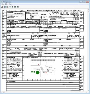 accident reporting template police report template ihztlt