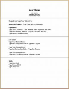 accounting resume template resume sample college student no experience sample resume accounting no work experience