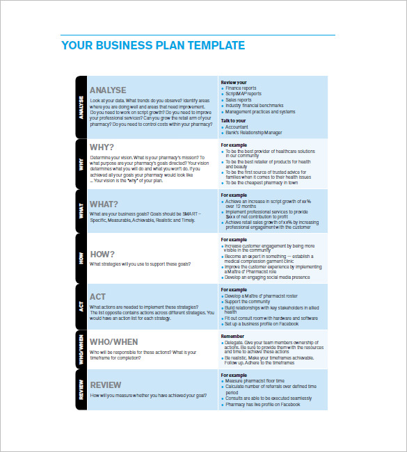 action plan templates excel