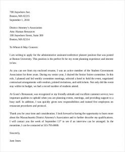 administrative assistant cover letter basic legal administrative assistant cover letter
