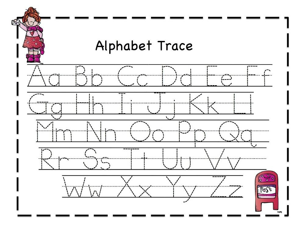 alphabet letters template