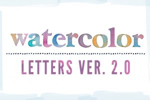 alphabet letters to color promo