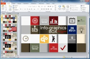 animated powerpoint templates free infographics powerpoint template