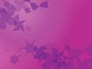animated powerpoint templates free purple background with stars and flowers backgrounds wallpapers