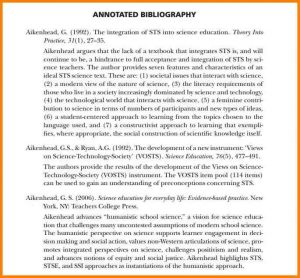 annotated bibliography template apa annotated bibliography apa format sample annotated bib