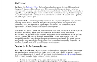 annual performance review employee self evaluation examples annual performance review sample