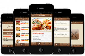 app design template food app design template full