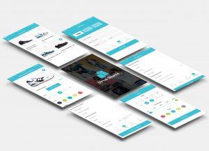 app design template mobile app design ui ux template kit imgs
