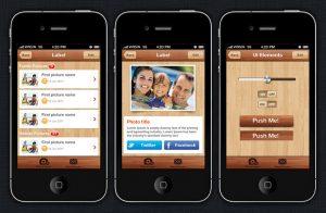app design template photo app design template main