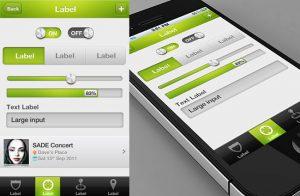 app design template prolific