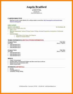 appeal letter template how to list college courses on resume