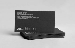 architect business card aacbacdefcd corporate design business design