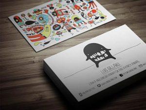 artist business cards multimedia artist business card 33