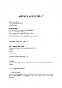 artist contract template agency agreement hnt ma xshipping