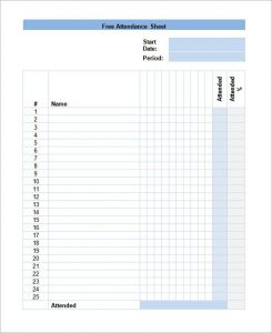 attendance sign in sheet fcdbbdedffcc attendance sheet template attendance sheets