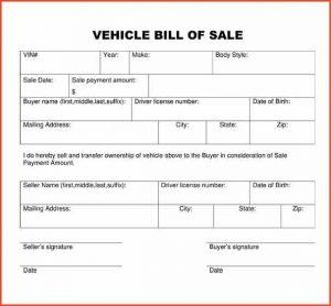 auto bill of sale pdf bill of sale auto auto bill of sale template imqknx