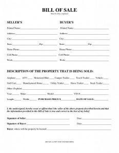 automobile bill of sale pdf sample vehicle bill of sale pdf and car bill of sale va sample
