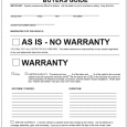 automotive bill of sale template sample used car buying guide