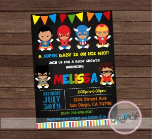 avengers birthday invitations il fullxfull ks
