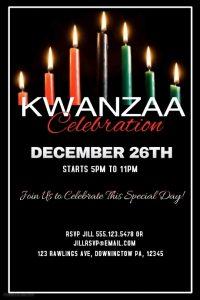 band flyer template kwanzaa flyer template dbbdec screen