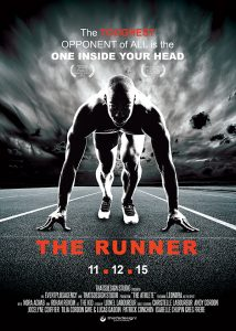 band flyer template the runner movie poster template