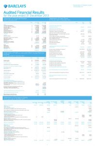 bank statement example barclays bank of zimbabwe limited fy financial results