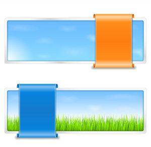 banner design templates b medium