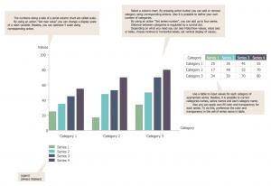 bar graph template bar chart template