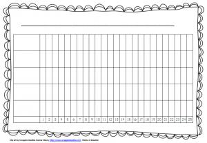 bar graph template bar graph with five columns horizontal