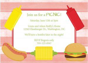 barbeque invitations templates il fullxfull