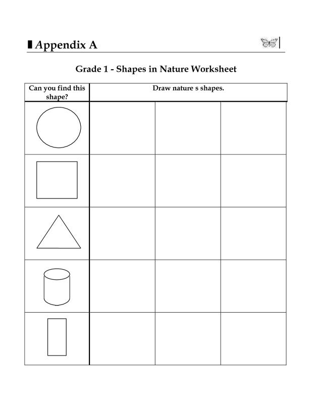 basic geometry worksheets