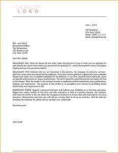 basic job application a cover letter sample cover letter