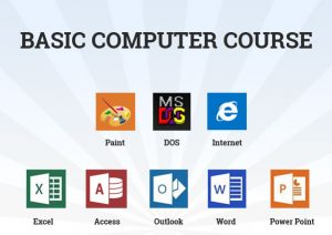 basic job application basic computer