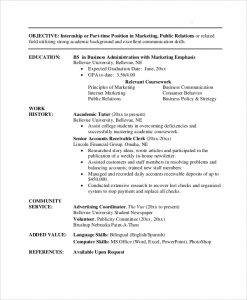 basic resume samples basic experienced resume sample
