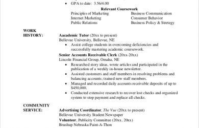 basic resume samples basic experienced resume sample