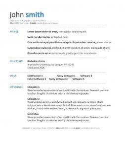 basic student resume templates sample professional resume templates microsoft word resume