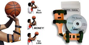 basketball player evaluation form shooting arm bandit review