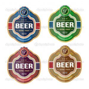 beer bottle label template beer label template walrjuo