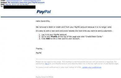 benefit verification letter billing problem phishing