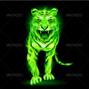 best fonts for t shirts fair tiger aggression green