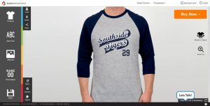 best fonts for t shirts rush order tees design studio template
