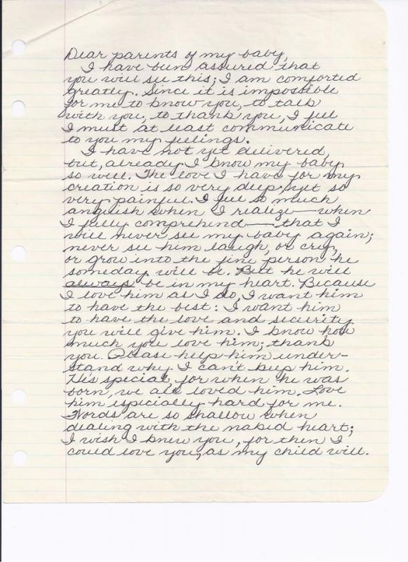 best love letter for him